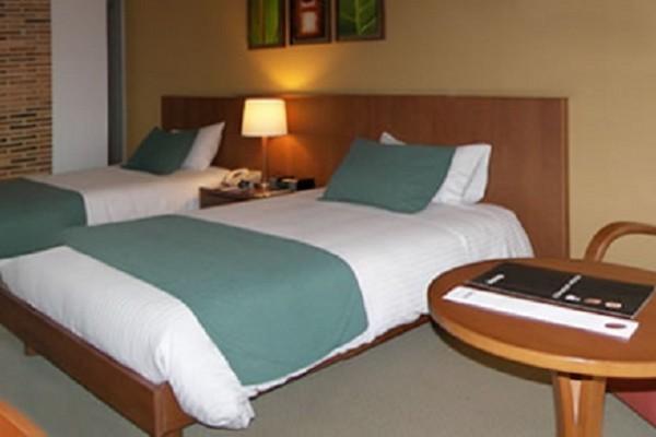 Habitacion ejecutiva twin Fuente hotelhabitelcom 1